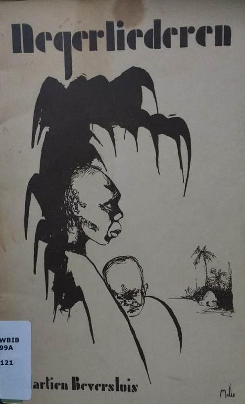 Negerliederen (Martien Beversluis, 1934)